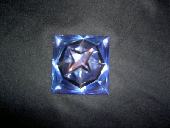 Genuine Swarovski Glass Pyramid