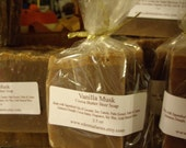 Vanilla Musk Soap TRYME with Cocoa Butter made with Guinness Draught