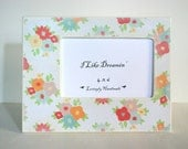 Summer Day Picture Frame