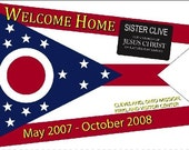 Missionary Welcome Home Banner