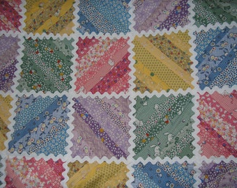 Baby Quilt Multi Color