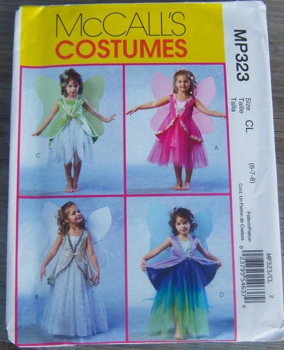 McCall's Fairy Costume