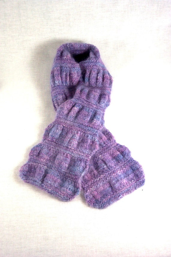 Knit Scarf Kit Easy and Fast