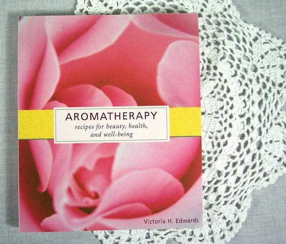 "Book ""Aromatherapy"" Mini Book of Recipes"