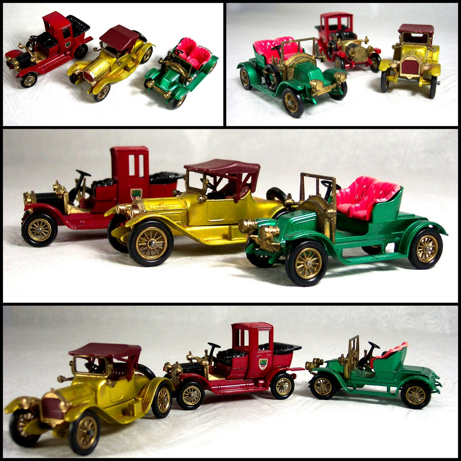Toy Diecast Matchbox Cars Vintage Collection