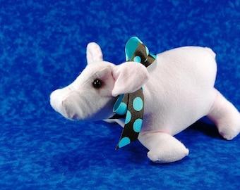 Stuffed Animal Petunia Piggy