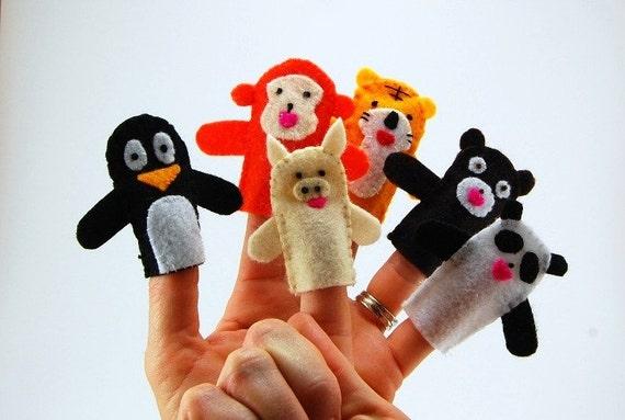 Finger Puppet Fun