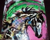 LOUIS VUITTON Horse