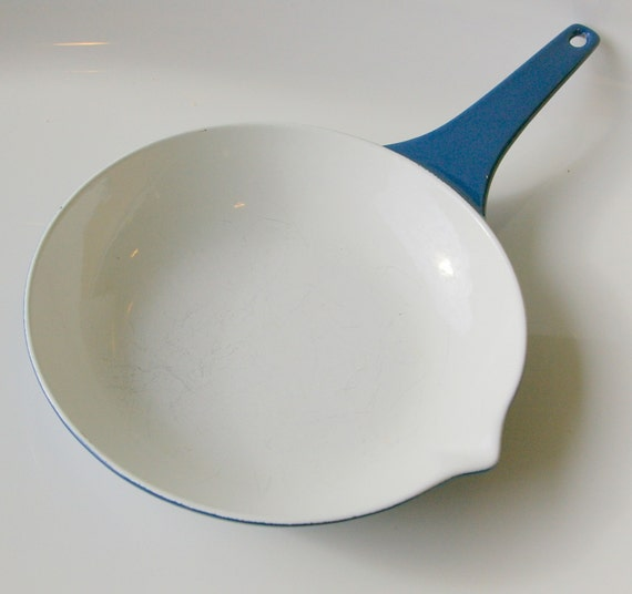 Michael Lax for Copco Blue Skillet