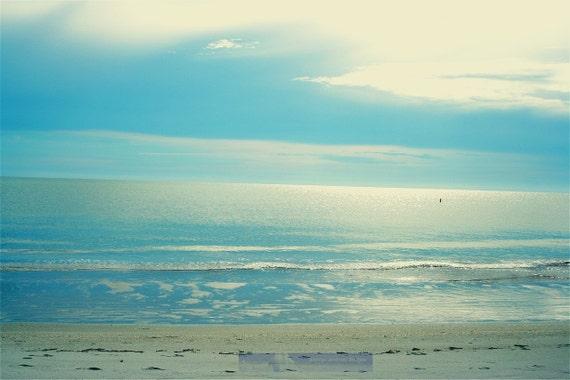 Calm Blue Ocean - Fine Art Photo Illustration ~ Multiple sizes