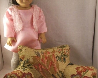 Arm pillow for American Girl dolls