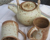 Tea For Two - NewProspectPottery