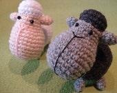 Amigurumi Pattern Easter Lambs PDF