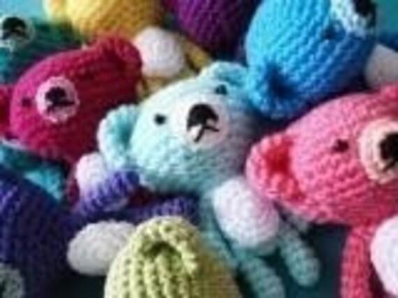 Amigurumi Pattern Lucky Bears PDF