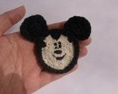 CUSTOM order for KELLI Micky Mouse Brooch