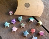 Origami Star Magnets (pack of 12) - customised colours
