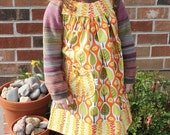 Black Friday Weekend Sale Childs Apron, Modern Trees