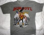 Bon Jovi at Giants Stadium 1989 - Sold Out Homecoming Tour - RARE