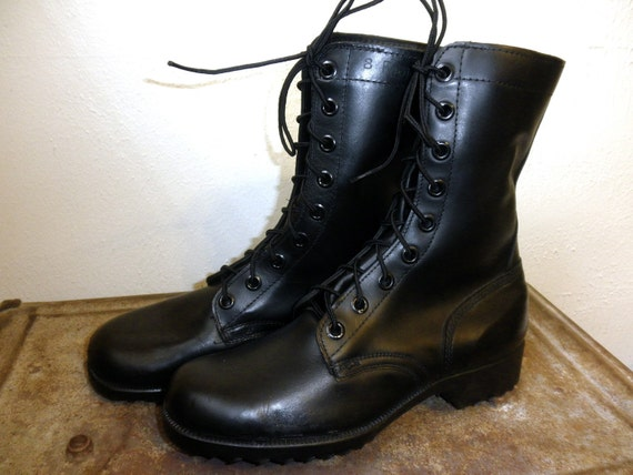 Excellent Pair of Vintage Black Military Issue Ro-Search