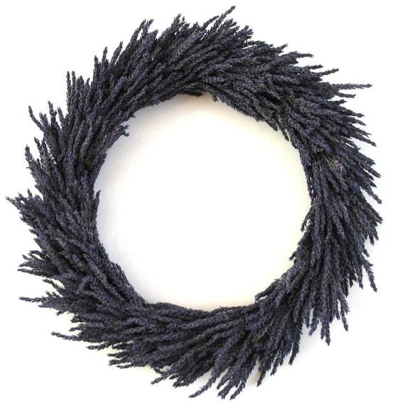 Organic Dried Lavender Wreath