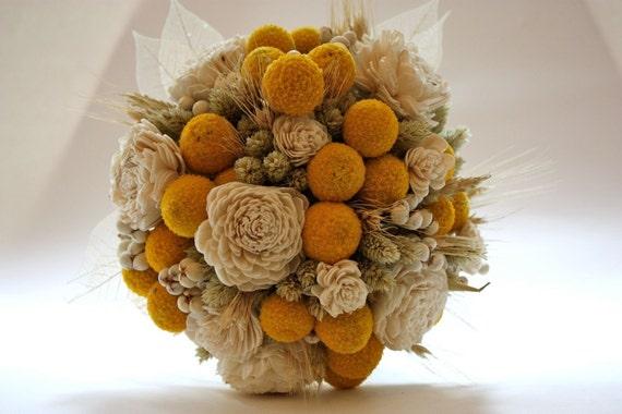 Milk and Honey Bridal Bouquet