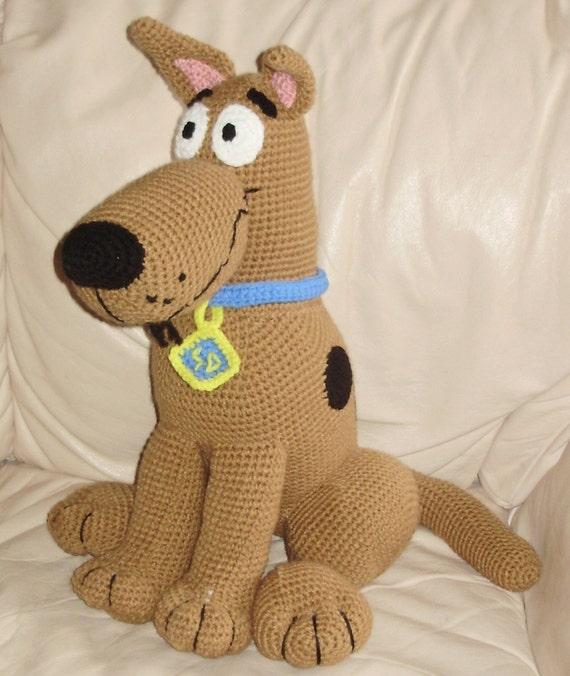 Scooby Doo A Crochet Pattern by Erin Scull