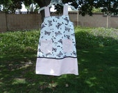RESERVE for Chris Young girls sundress butterflys