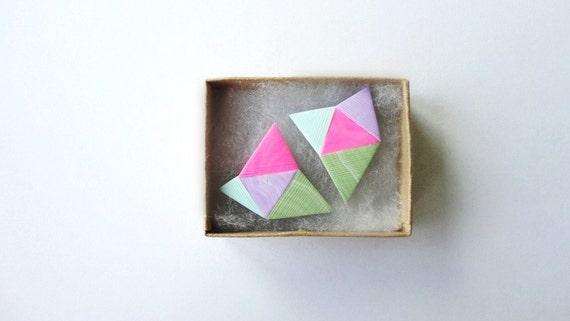 geometric pop earrings 3/7