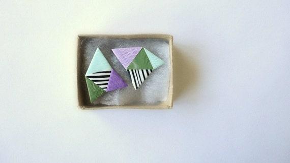 geometric pop earrings 3/15