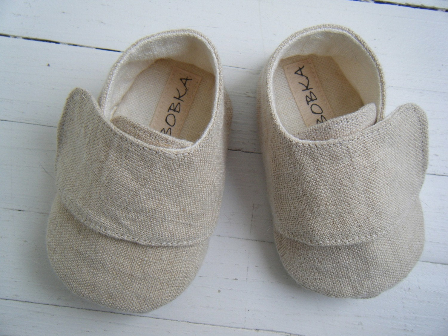 Organic Baby Shoes Baby Boy Shoes Baby Girl Shoes by BobkaBaby