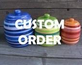 Custom Order for DeeAnna