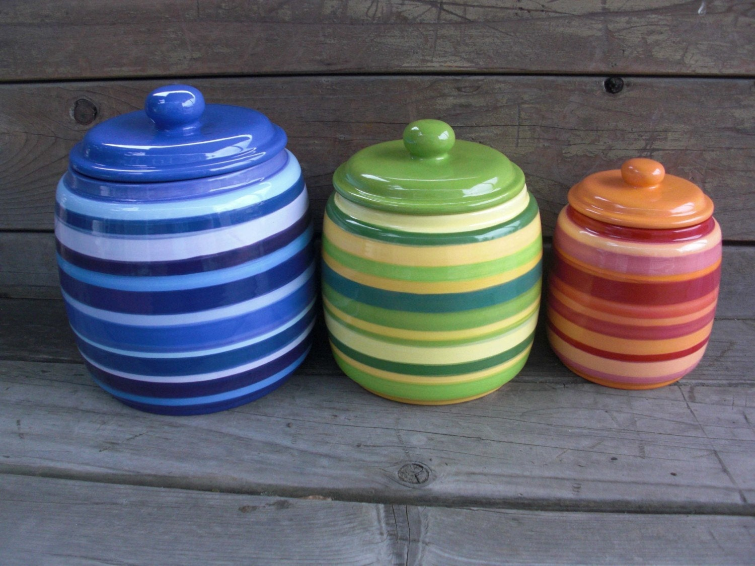 Custom Set Of 3 Kitchen Canisters Pick Your Colors And. Ideas For Feature Wall In Living Room. Design Idea For Living Room. Living Room Dimensions Average. Living Room Packages On Sale. Interior Decorating Ideas For Living Room. Corner Living Room Cabinets. Interior Paint Color Ideas Living Room. Computer Living Room