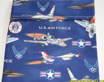 US Air Force Ice Pack Cover/Hot Water Bottle Cover/Hot Pad