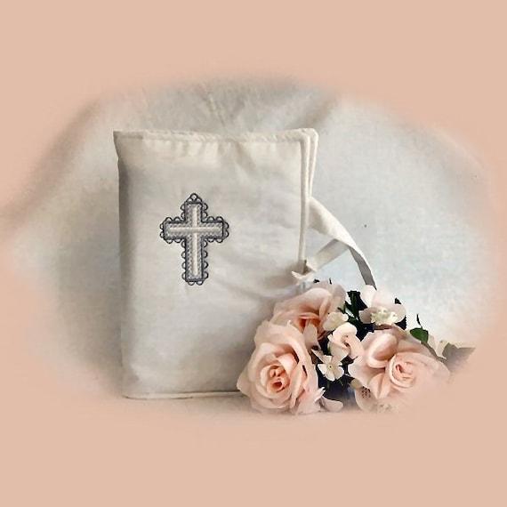 Wedding Bible: WHITE WEDDING BIBLE COVER