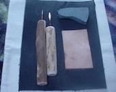 Flint Knapping Tool Kit