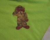 L'il Army Buddy Baby Blanket