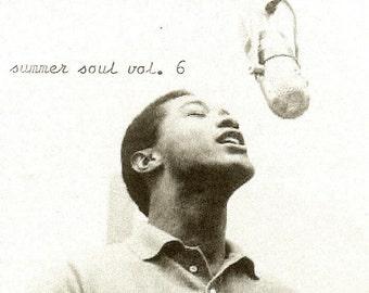 Summer Soul, Vol. 6: An Early Soul Mixtape (Cassette Tape)