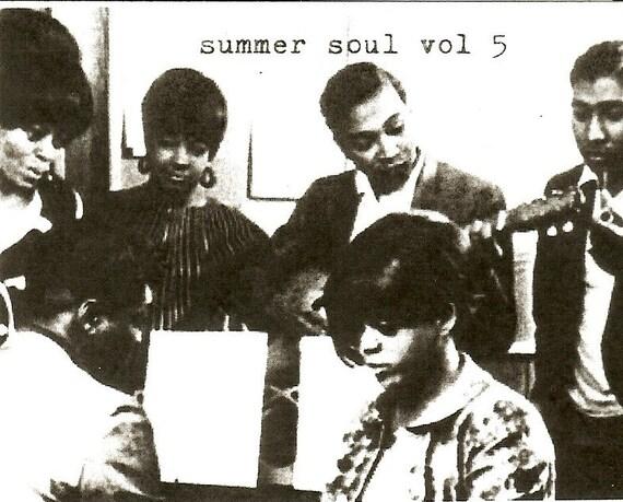 Summer Soul, Vol. 5: A Make-it-Through-Winter Mixtape (Cassette Tape)
