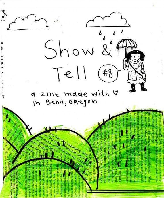 Show & Tell, Issue 8 (Zine)