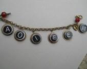 All in The Name Bracelet
