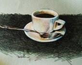Espresso and Spoon