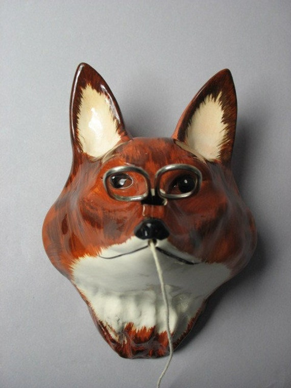 Items Similar To Never Used Fox String Holder W Original