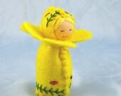Buttercup Doll by Alkelda-- Waldorf inspired