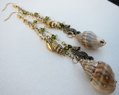 Seahorse and Seaweed  Dangles