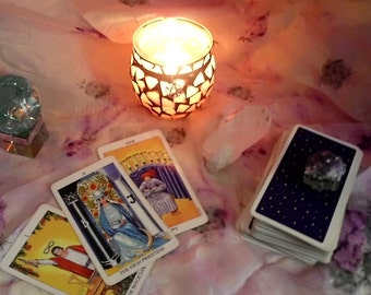 Tarot  Reading , Intuitive Tarot Reading for Guidance, Custom Spread to your Specific Situation, Divination, Psychic Tarot Reading,