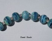 AZURE BLUE BEAD SET - SRA
