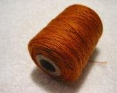 Gold denim sewing thread - 600 yards