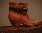 belted shortys. Size 10