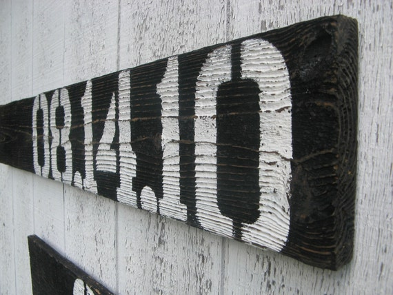 Y Knot--Painted Signs made from Reclaimed Barnwood