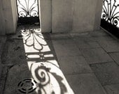 Shadows & Lace ||| European Art | Romantic Decor | Warsaw Travel Print